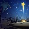 Рождественская звезда Обои