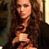 Анджелина Джоли постер