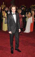 Роберт Паттисон на красной ковровой дорожке Оскара 2009