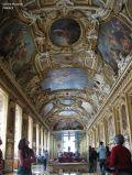 Лувр В залах музея