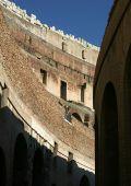 Колизей Проходы между рядами