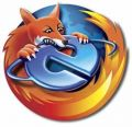 Почти логотип Firefox