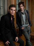 Дневники вампира Стефан и Дэймон