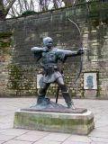 Робин Гуд в Ноттингеме
