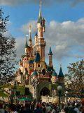 Диснейленд Замок Спящей красавицы