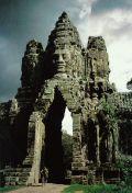 Ангкор Том Главные ворота